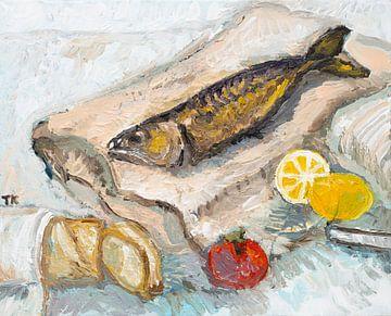 Rijke tafel van Tanja Koelemij