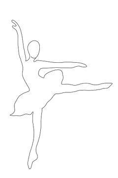 Ballerina Giselle von MishMash van Heukelom