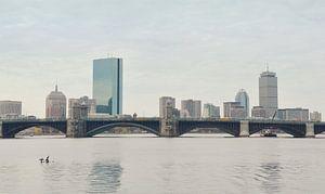 Boston van