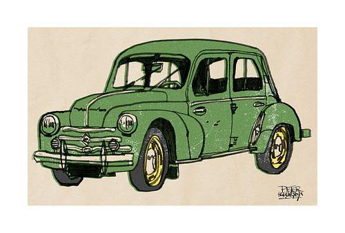 Renault 4 CV von