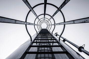 Stairway to.... von Ruud van Ravenswaaij