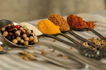 Kruiden en specerijen #4 von Jelte Bosma
