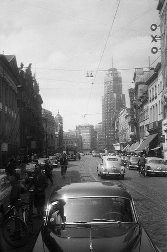 Antwerpen der 1950er Jahre von