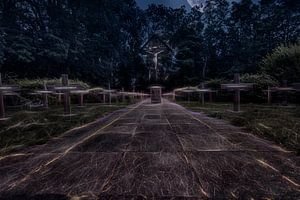 Cemetery van Martin Simmons