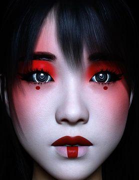 Ghost In The Machine van Xanathon