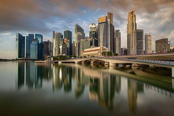 Singapore Morning van
