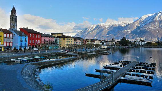 Ascona - Ticino - Zwitserland