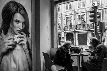 CoffeeA's gesprekken, Luis Sarmento van 1x