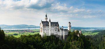 Schloss Neuschwanstein von Jesse Barendregt