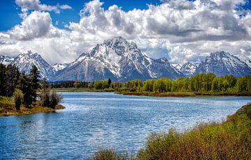 Grand Teton National park van Marcel Wagenaar