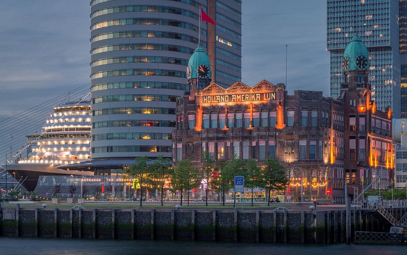 Hotel New York van Henri van Avezaath