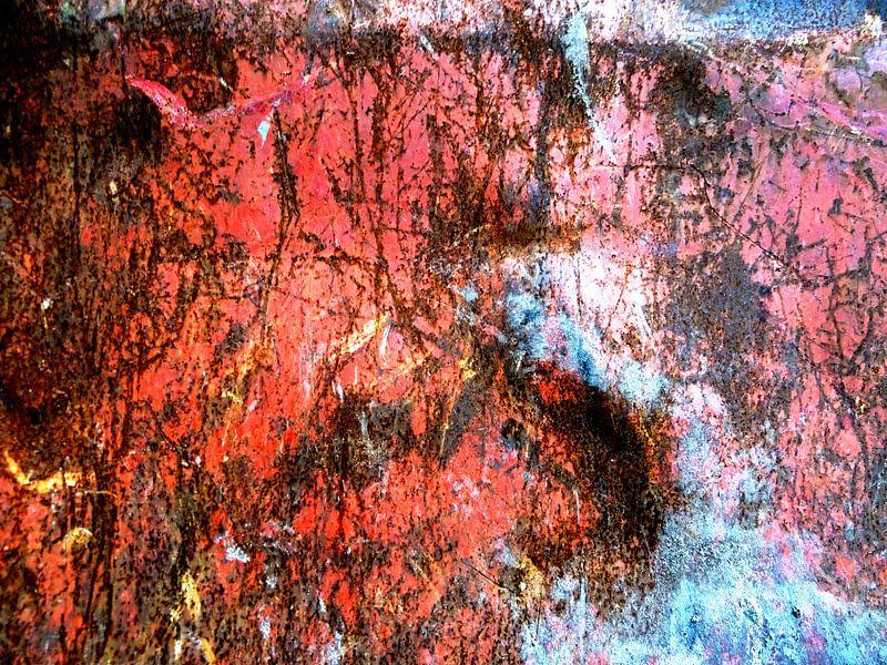 Urban Abstract 309 van MoArt (Maurice Heuts)