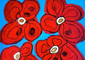 Blumen von Ada Krowinkel