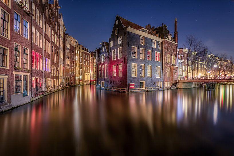 Amsterdam Nights van Michiel Buijse