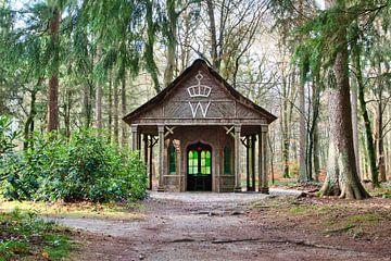 Het huisje in het bos van Henrico Fotografie