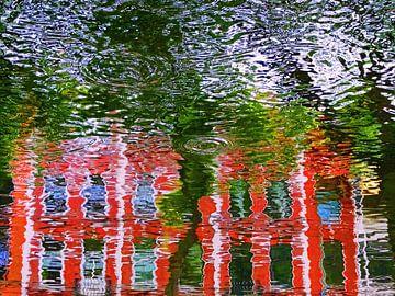 Urban Reflections 89 van MoArt (Maurice Heuts)
