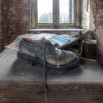 De schoen von Monique Jouvenaar
