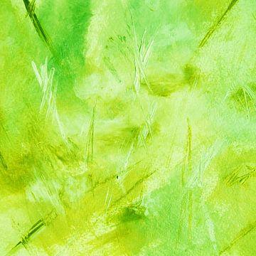 abstract green van M.A. Ziehr