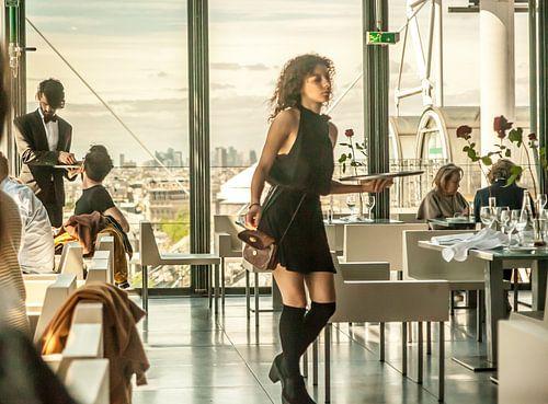 Restaurant Centre Pompidou Paris von Maarten Visser
