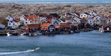 Hunnebostrand Schweden 2 von Heike Hultsch