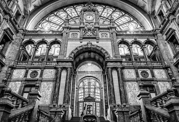 Centraal Station Antwerpen von Erik Bertels