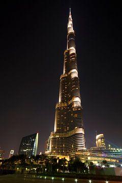 Dubai Burj Khalifa van Nicole Wetzels