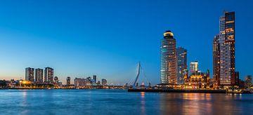 Rotterdam @ Bluehour von Marc Smits