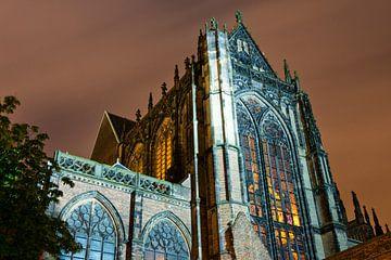 Domkerk Utrecht von Martien Janssen