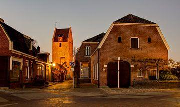 Losser Martinustoren van Maarten de Waard