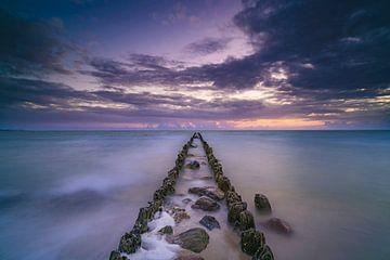 Sunset sur Arjen Dijk