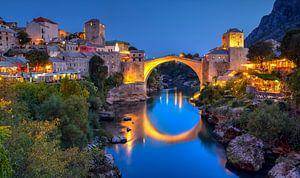 Mostar, Bosnië-Herzegovina