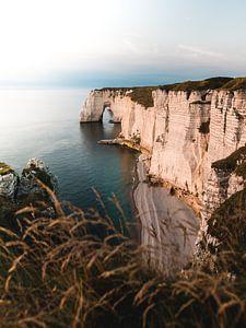 Kust van Normandië van Justin van Tol