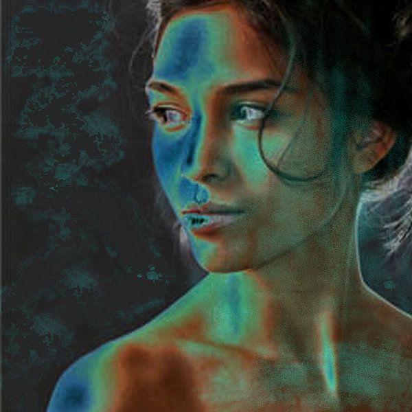 DigiGirl 3 van Brenda Reimers