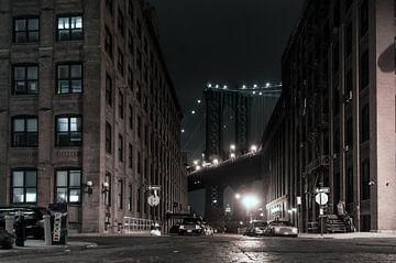 DUMBO  Brooklyn     New York sur Kurt Krause
