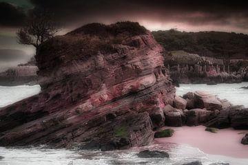 Santander mystery eiland van Faucon Alexis