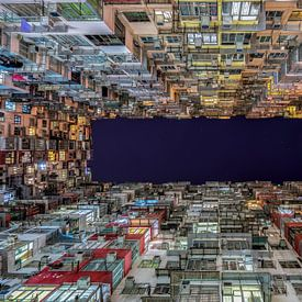 Hong Kong lookup van Reinier Snijders