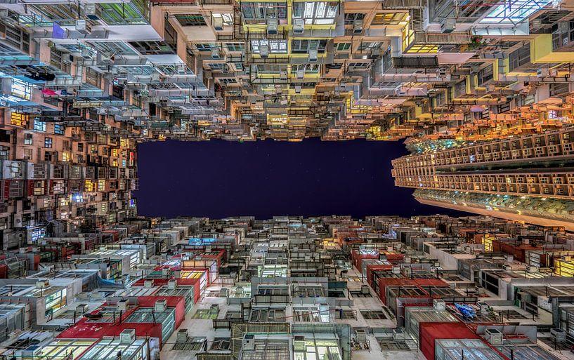 Hong Kong Lookup von Reinier Snijders