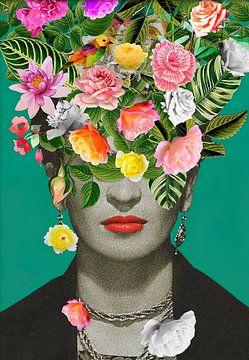 Frida Kahlo von David Potter