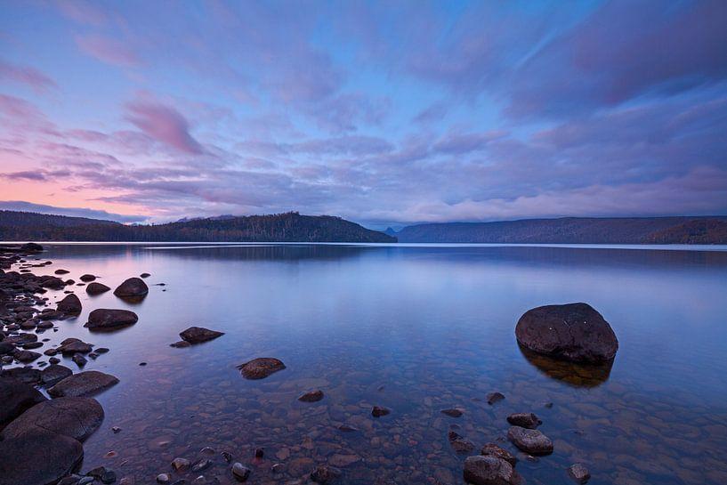 Lake St. Clair Tasmanien von Jiri Viehmann