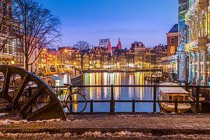 Amsterdam verlicht van