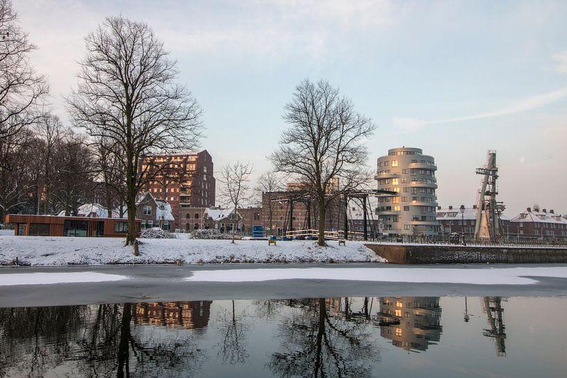Cereolfabriek en Muntsluizen, Utrecht van André Russcher