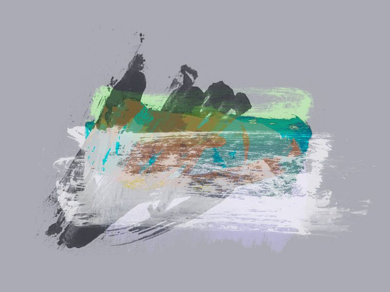 SELF-DETERMINED III   van Pia Schneider