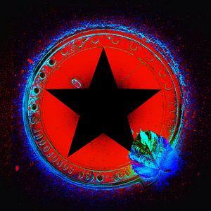 Étoile noire sur Leanne Buskermolen