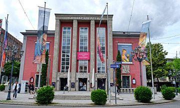 Grillo Theater van Edgar Schermaul