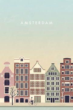 Amsterdam von Katinka Reinke