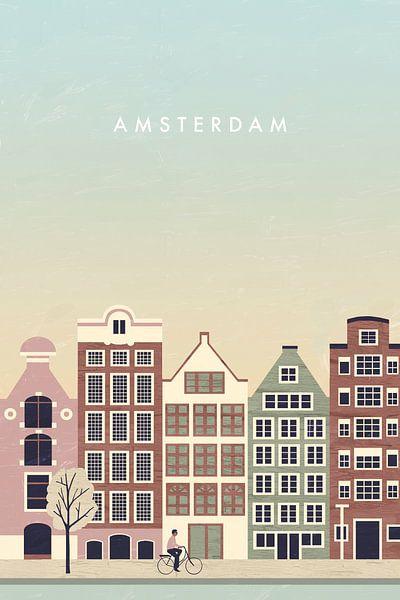 Amsterdam van Katinka Reinke