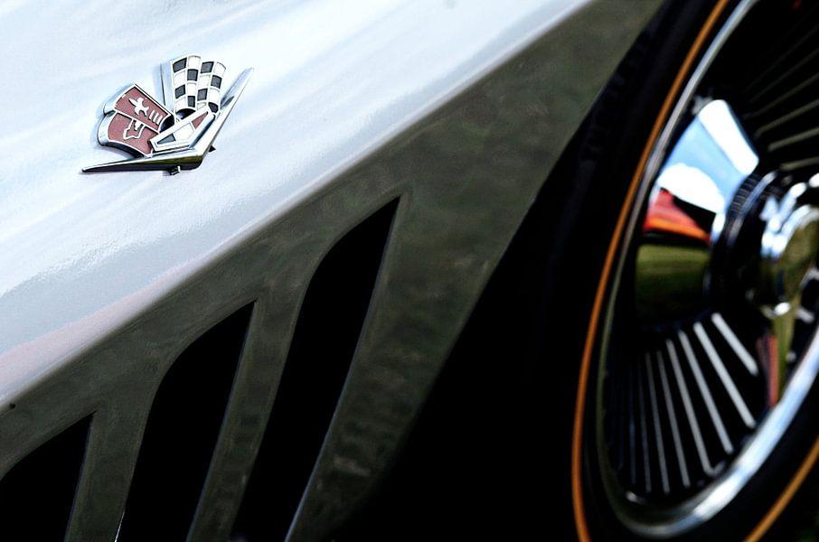 Corvette detail van Jurien Minke