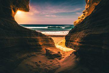 Sandsteinstrand in Fuerteventura von Christian Klös