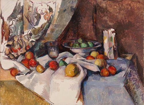 Paul Cézanne - Stilleven van 1000 Schilderijen