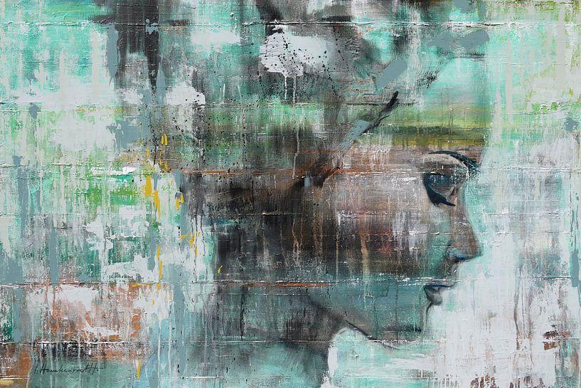 Angie green van Atelier Paint-Ing